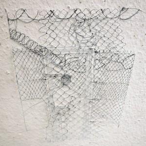 Sezierte Zeichnung von Jenni Tietze