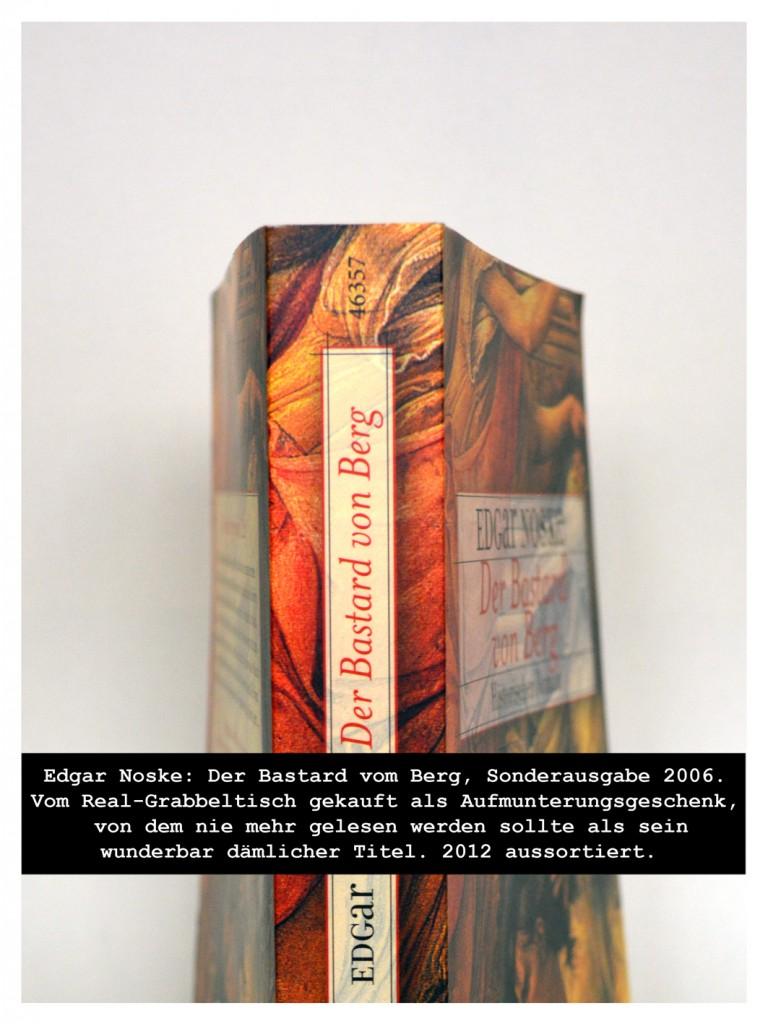 Mugshot von einem Buch