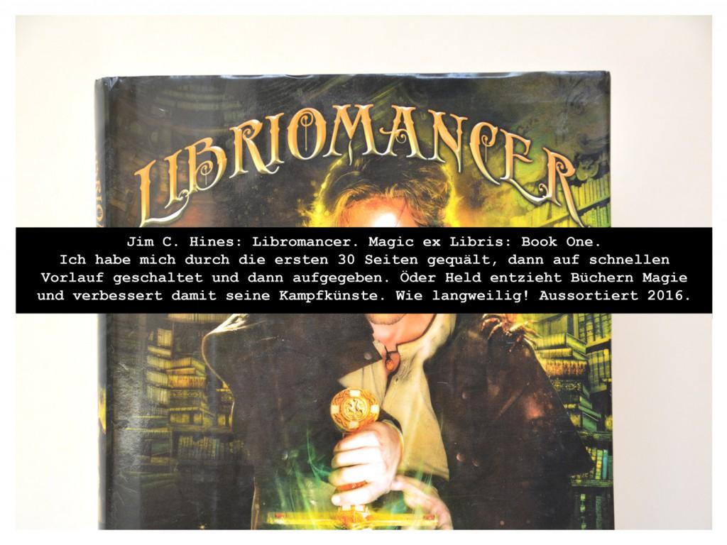 Mugshot Libromancer