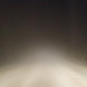 Gespenstische Lichterscheinung