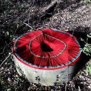 Brunnenmandala von Bettina Ulitzka-Allali