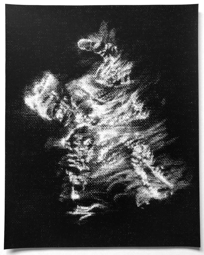 Ritterfoto der der Hamburger Künstlerin EVA